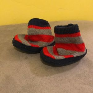 Carter's baby slippers